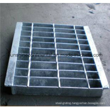 Catwalk Drainage Tranch Cover Platform Galvanized Drain Grate