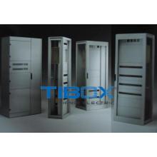 Scrow Tipo Gabinetes de alumínio para indústria