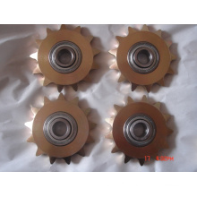 Competive Plastic Hand Wheel Gear Wheel