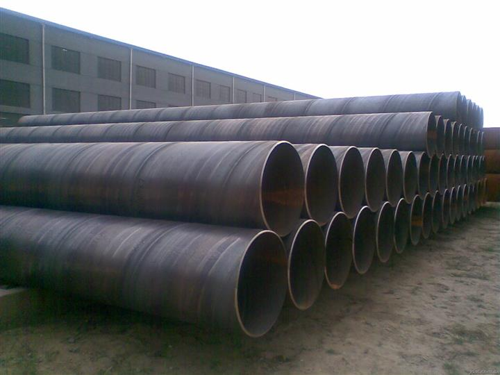 SAW steel pipes 7