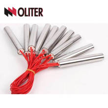 industrial immersion electric cartridge heating tube heater cartridge thermocouple