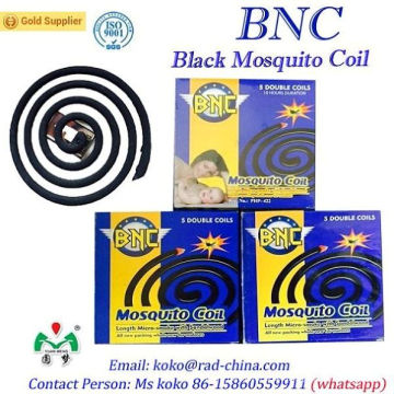 China Manufacturer Supplier of BNC Factory Original Brand Mosquito Coil Repellent Killer