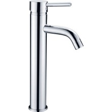 Messing High Tap Basin Chrome-kraan