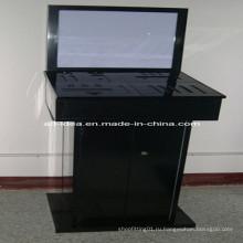 Косметический акриловый дисплей / акриловый баннер для косметической рекламы