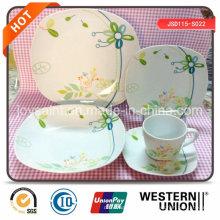 Высокое качество вырезать наклейка Набор посуды (JSD115-S022)