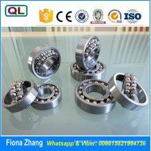 Cojinetes de bolas de acero autoalineables