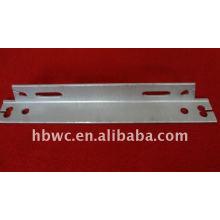 galvanized steel angle bar of cross arm