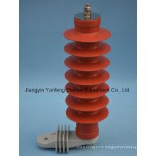 Parafoudre d'oxyde métallique avec sectionneur