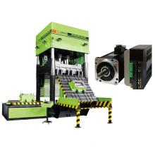 Energy-Saving Clamping Machine With Servo Drive