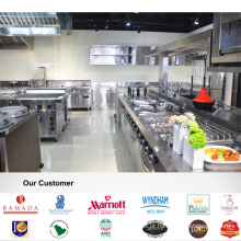 Boa venda de equipamentos de catering ao ar livre na Índia de Guangzhou (CE)