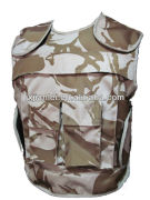 Kevlar Bulletproof Vest/Bullet Proof Vest/Anti Ballistic Vest at NIJ IIIA/NIJ III/NIJ IV available