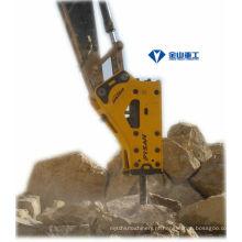 Martelo de escavadeira Furukawa HB5G