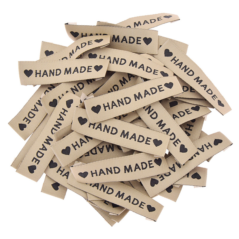 Label Ribbon Embroidery