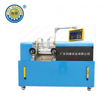 Precise Emergency Stop Two Roll Mixing Mill