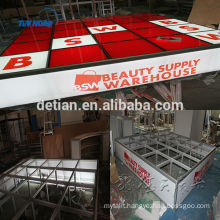 exhibition booth floor system for trade show
