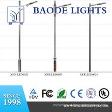 Única luz de rua excelente do diodo emissor de luz do braço 90W para o mercado asiático