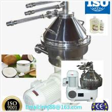 Centrifugeuse d'huile de machine de centrifugeuse d'huile de noix de coco de centrifugeuse de disque de Zydh