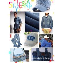 100%Cotton 10oz, Men Suit Jeans Fabric