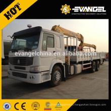 Высокое качество гидравлический автокран QY25KA перевезите установленный кран на грузовиках высшего качества гидравлический автокран QY25KA кран установленный тележкой
