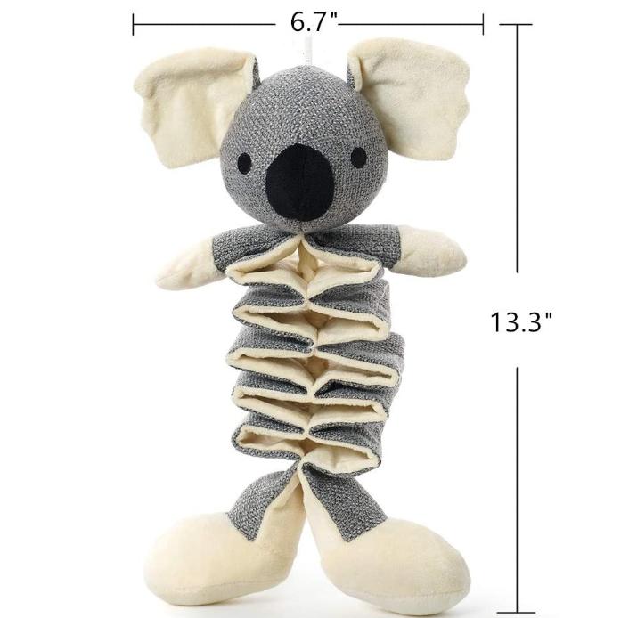 Puppy Plush Toy