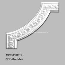 Profils de cimaise et coins de moulure de panneau