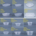 Plastic Food Box Small