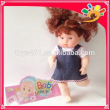 "12"" doll baby toy newborn baby dolls with IC"