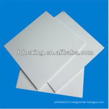 white virgin ptfe sheet
