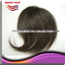 Silk Closure Human Hair Piece Made in China