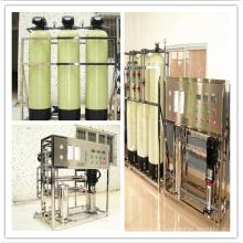 Tratamiento de agua RO Planta buena precio con membrana de acero inoxidable