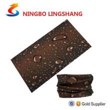 Impressão barata e personalizada de logotipo multi tubehead bandana impressão