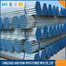 6Inch Durchmesser Hot Dip galvanisiertes Stahlrohr
