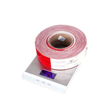 Reflective Roll Waterproof Car Reflective Film Traffic Signs Red White Truck Reflective Tape