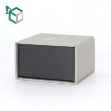 La moda pequeña fresca costumbre de envío de Navidad caja magnética de lujo pantalla de diseño personalizado caja de regalo de papel