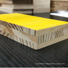 yellow concrete formwork panel/wall formwork for concrete