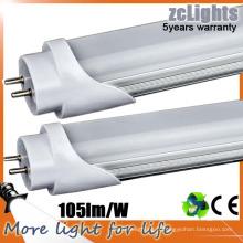 Luminaires linéaires LED T8 LED Tube Lampe avec Ce