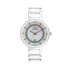 2016 Badatong venda quente de quartzo de aço inoxidável e relógios de cerâmica OEM Watch