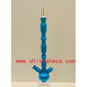 Multicolor Atacado Alumínio Nargile Cachimbo Shisha Hookah