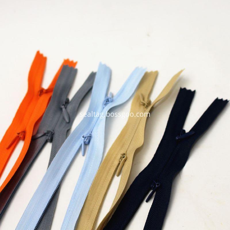 Colorful Zip Lock