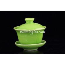 Gobelets de thé chinois en céramique Crackle traditionnels