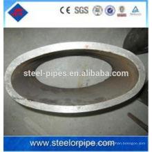 Hochpräzise flache ovale Stahlrohr