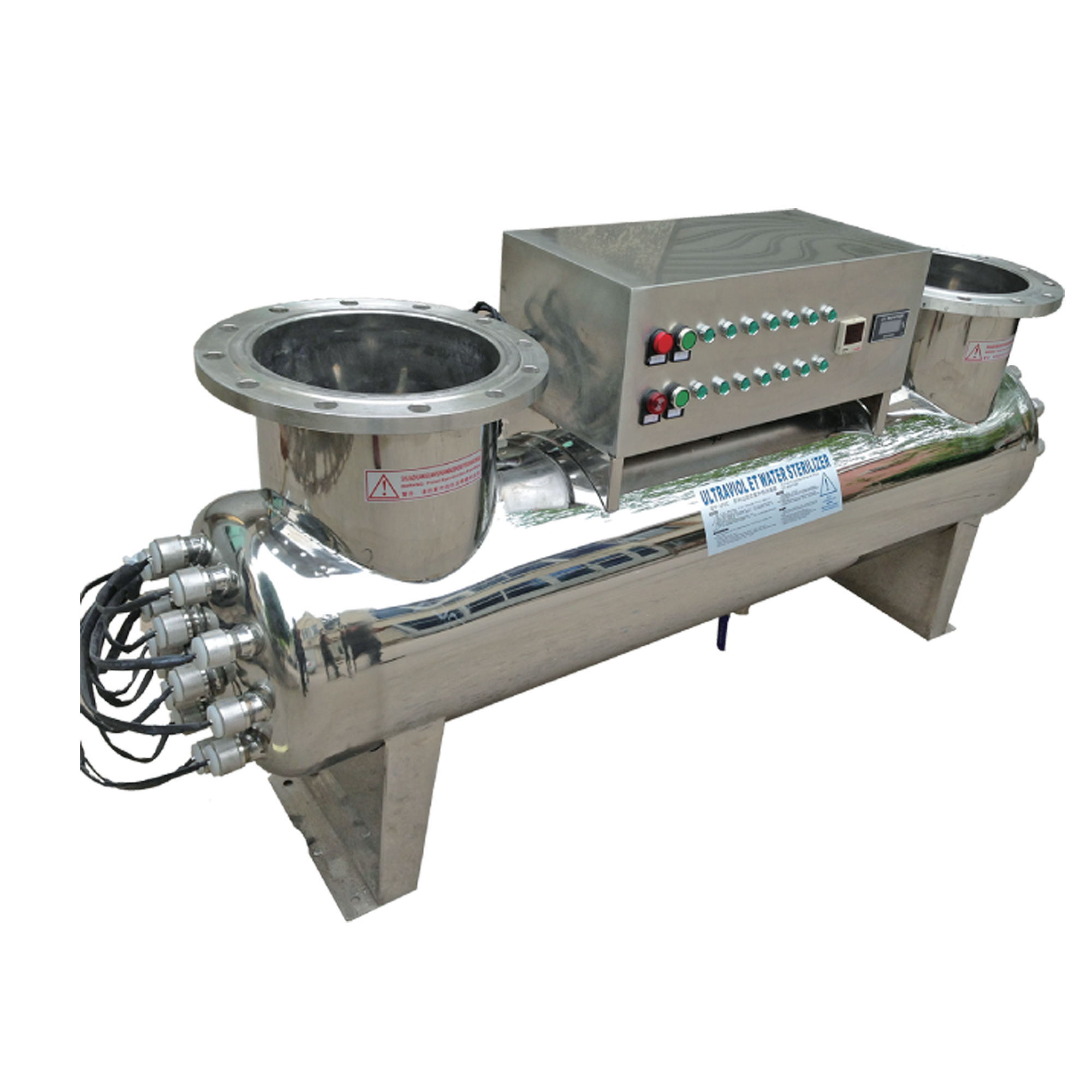 Side of UV Sterilizer