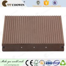 Anti-slip waterproof outdoor wood flooring basketball court