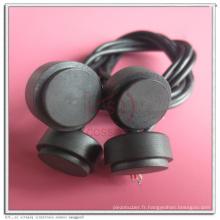 20mm ISO RoHS Long Range 1MHz Débitmètre Capteur à ultrasons