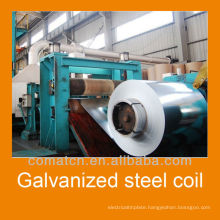 Hot-dip Galvanized Steel (GI: Zinc Coated Steel)