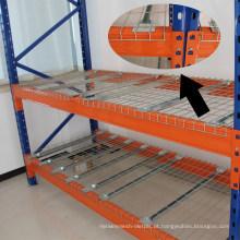 Rack de armazenamento de palete pesado