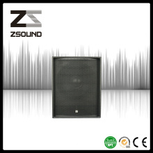 Zsound S18b 1200W Restaurant Lf Subsonic Audio Speaker