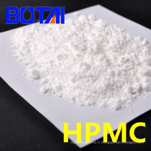 Enduit de cellulose de couche d'enduit de plâtre de mur Mhpc HPMC d'additif