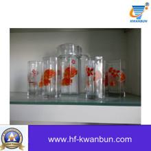 Ensemble de vaisselle en verre de haute qualité, ustensiles de cuisine Kb-Jh06113