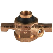 Bronze Expansion Fitting for Water Meter